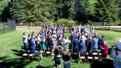 Lion's Square Lodge Wedding